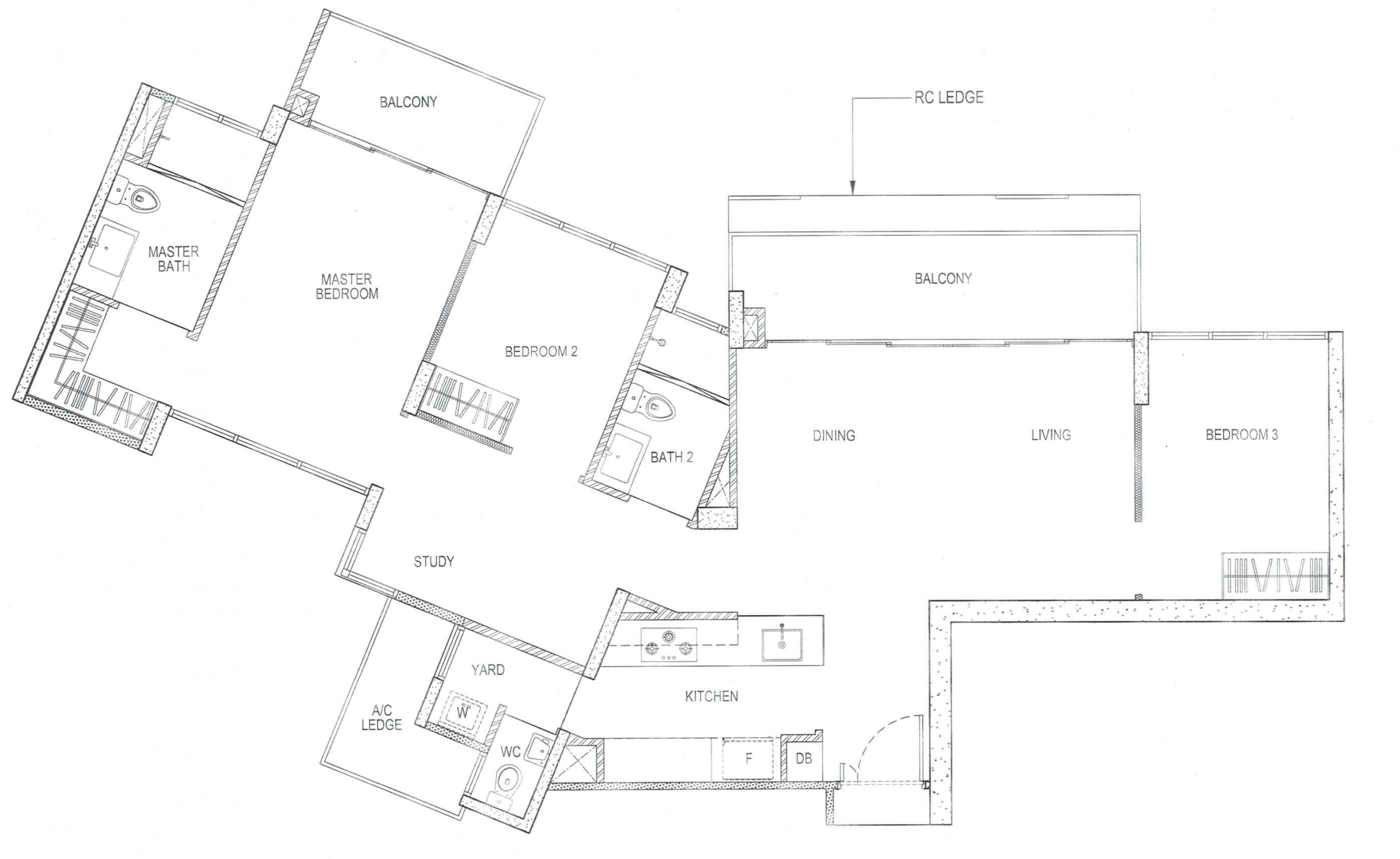 Riverisles floorplan