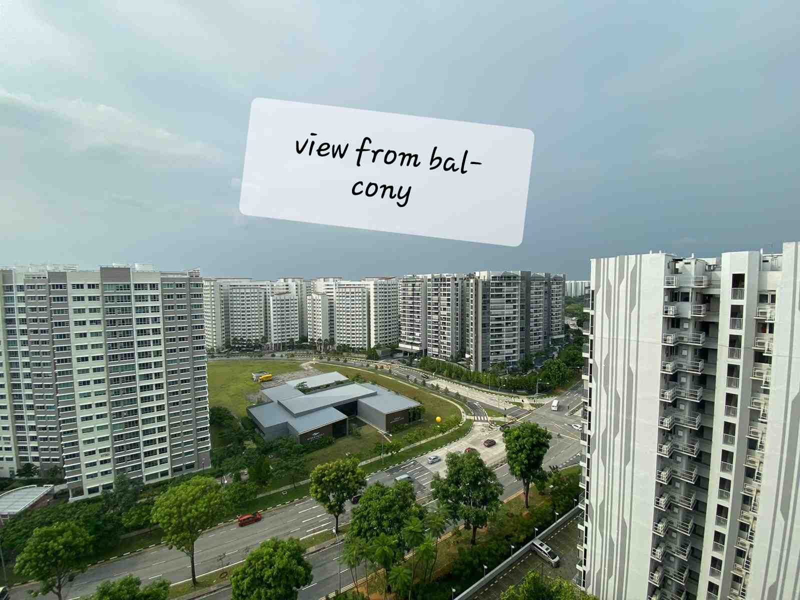 18. view from balcony