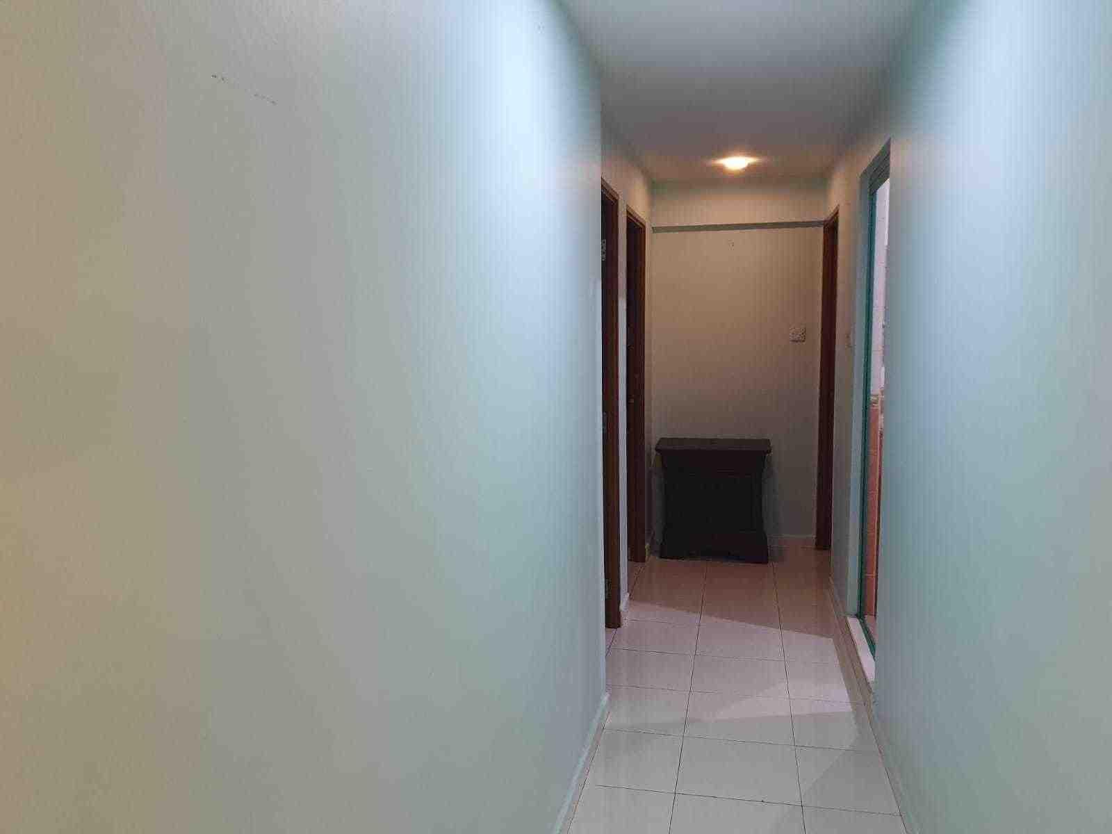 2. walk way to bedrooms bathrooms