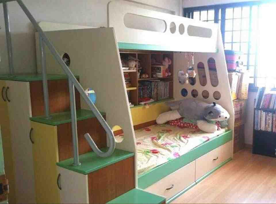 Junior bed room