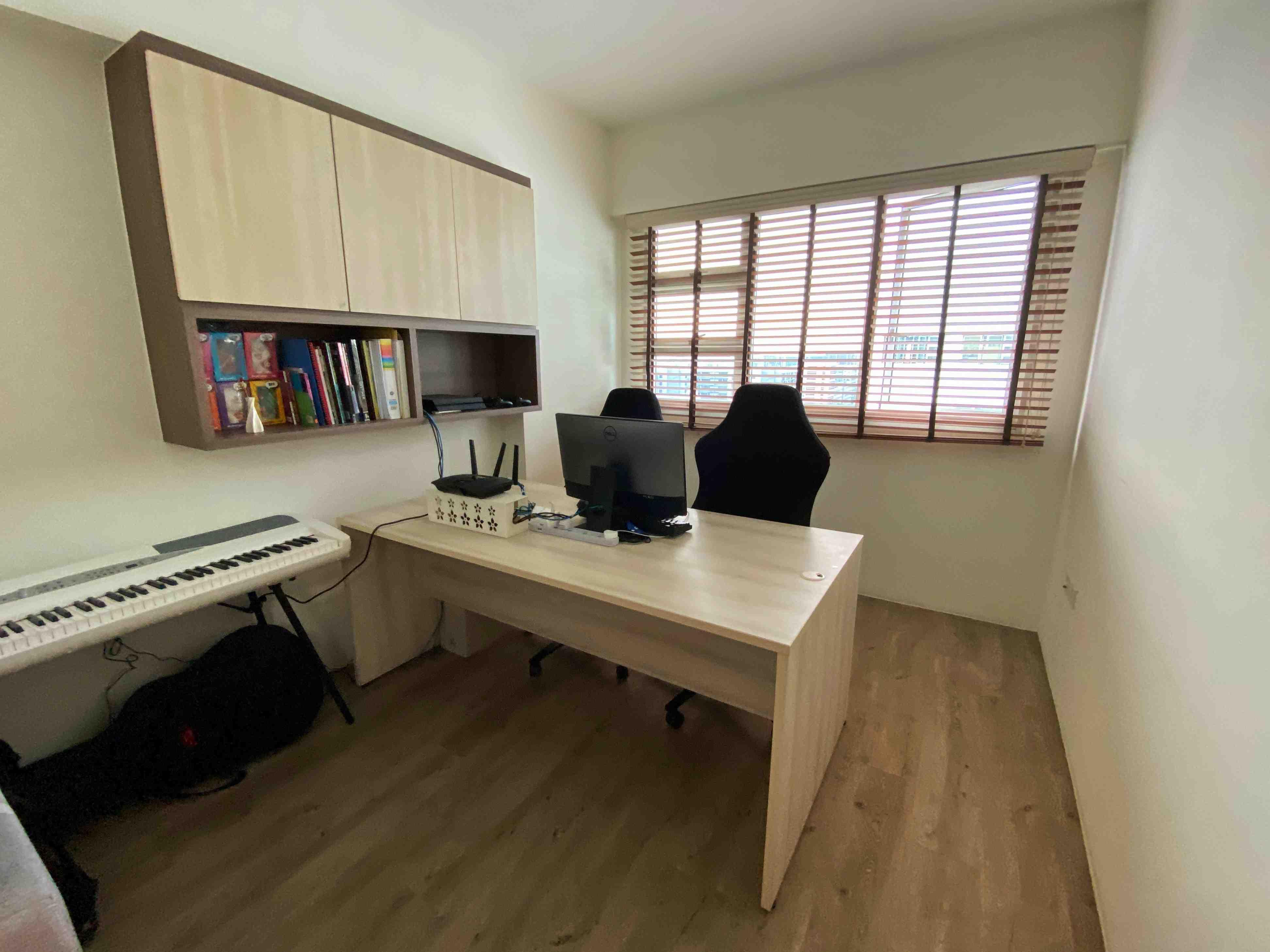 4 study room
