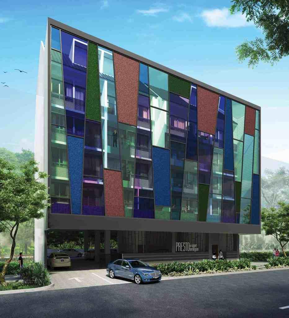 Presto building