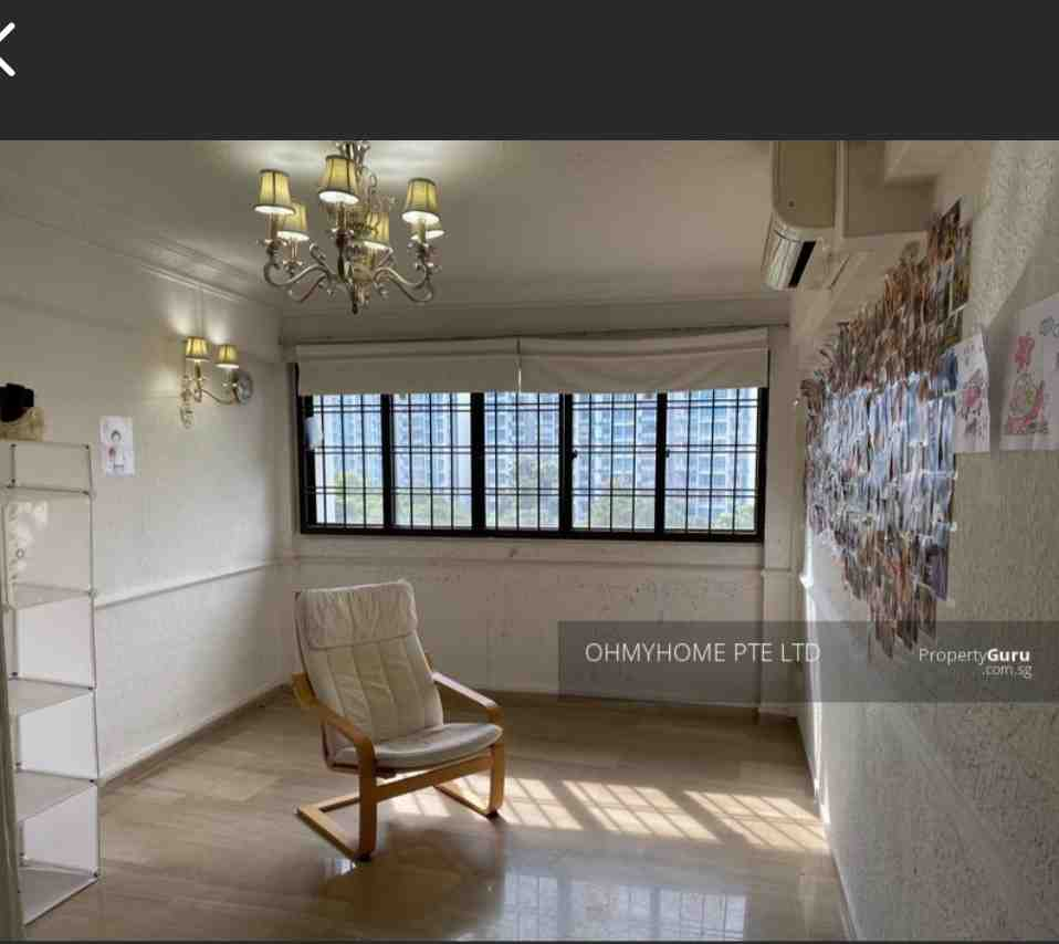 Balcony living hall