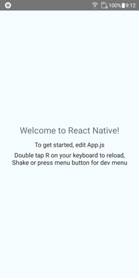 React Native Tutorial: SQLite Offline Android/iOS Mobile App - Run Android