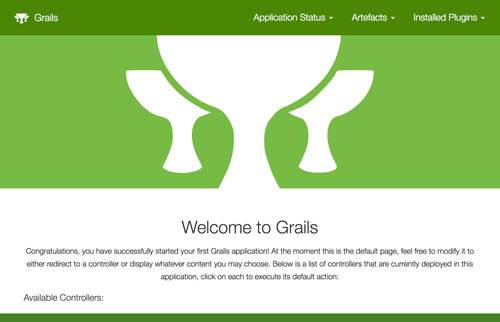 Grails 3 Send Push Notification to iOS Apps using APNS - Grails 3 Homepage