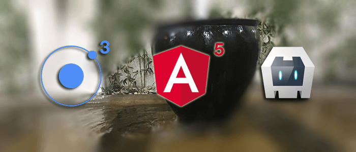 Ionic 3, Angular 5 and Cordova Geofence with Google Places API