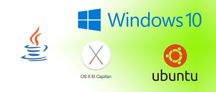 How to Install Java JDK 8 on Windows 10, Mac OS X El-Capitan and Ubuntu 16