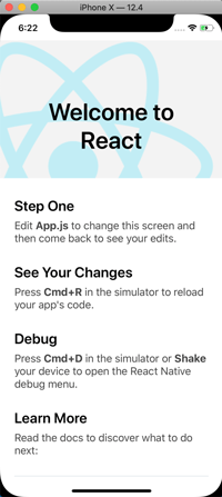 React Native Tutorial: Building Mobile Apps with React Hooks - Welcome