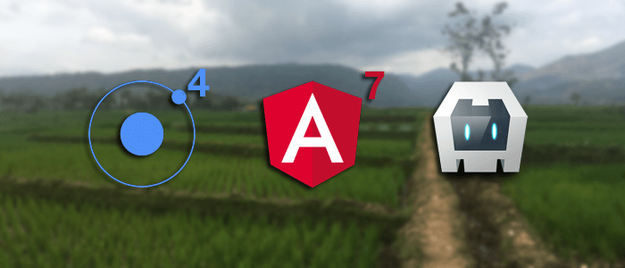 Ionic 4, Angular 7 and Cordova Tutorial: Build CRUD Mobile Apps