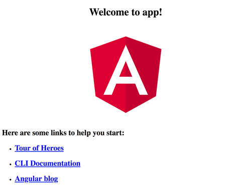 Getting Started Build Angular 6 Web Application - Angular 6 PWA