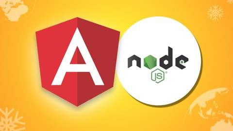 Full Stack Angular 5 and NodeJS 9 Developer