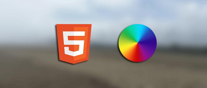 HTML 5 Tutorial: Color Codes