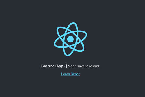 React Hooks - React.js home screen