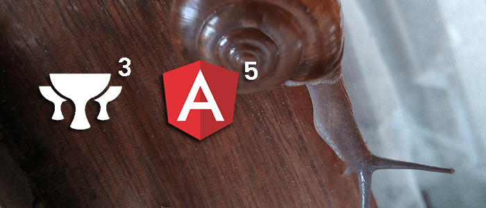 Grails 3 Angular 5 Profile CRUD Web Application Example