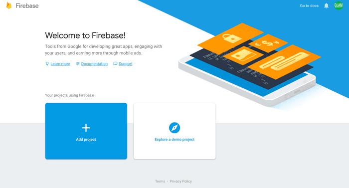 Push Notification using Ionic 4 and Firebase Cloud Messaging