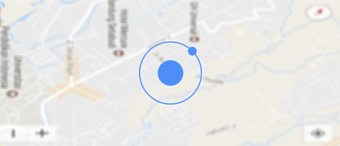google maps android rotate marker