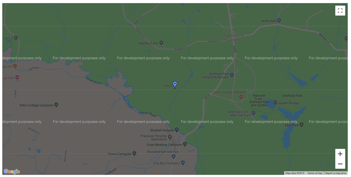 Angular 8 Tutorial: How to Create an Angular Web App Quickly - Google Maps