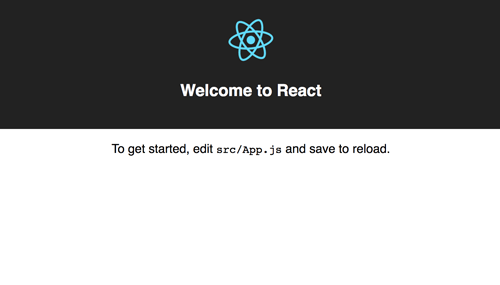 Securing MERN Stack Web Application using Passport - React.js Home Page