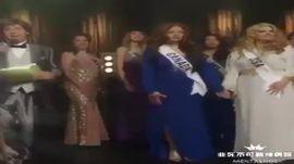 Người đẹp 'biến hình' vì đánh nhau giành vương miện hoa hậu