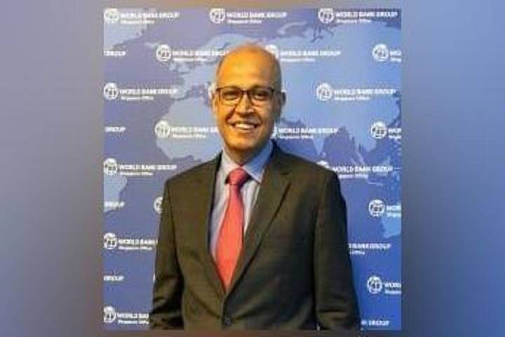 abhas jha appointed to world bank