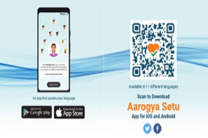aarogya setu app made open source