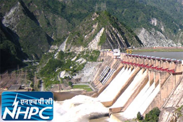 three new power projects by nhpc