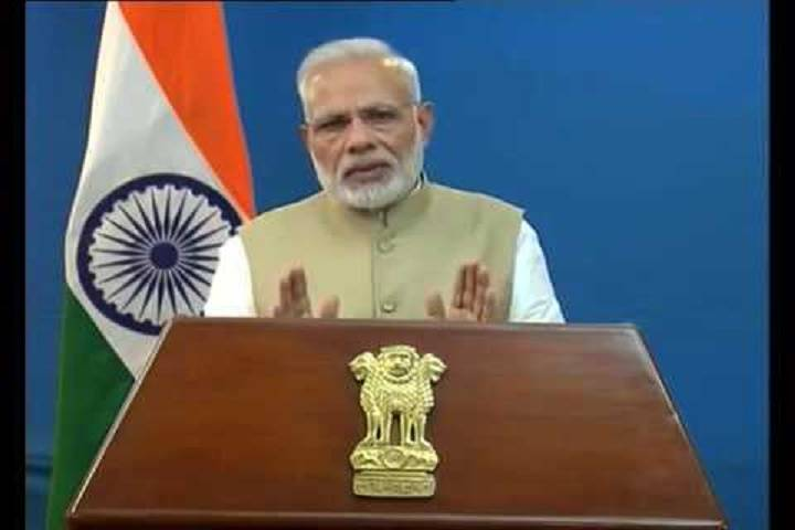 pm addresses spic macay's international