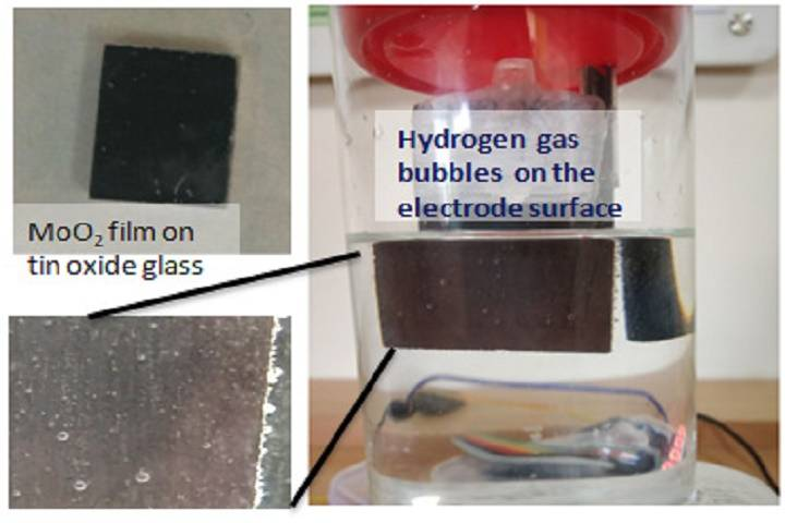 low-cost catalyst for hydrogen