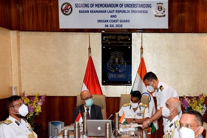 mou signed between coast guards
