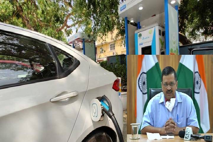 delhi government launched its electric
