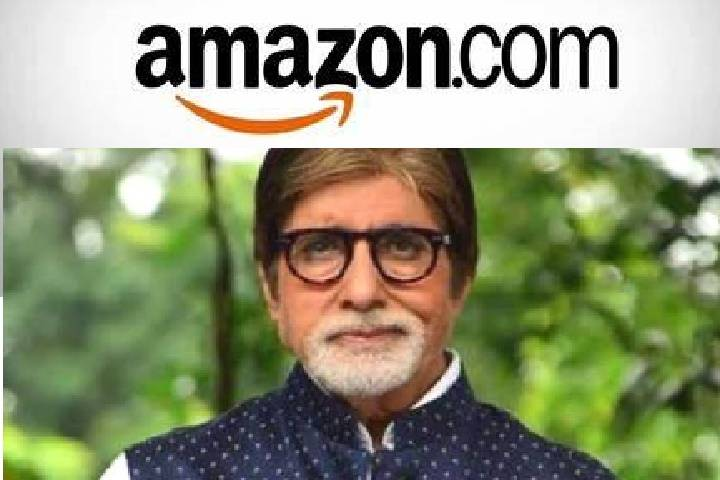 amazon signs amitabh bachchan for