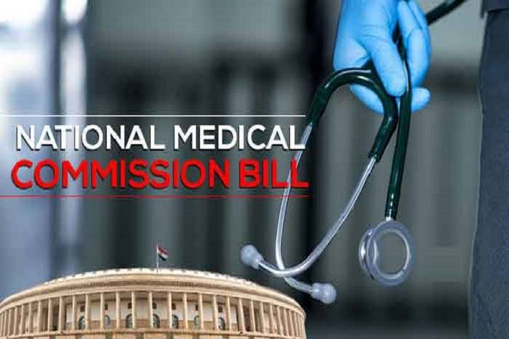 'national medical commission' comes