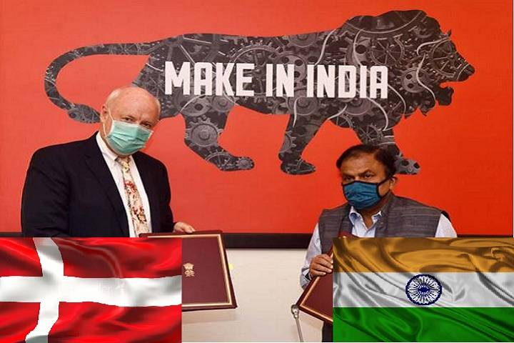india, denmark sign mou on intellectual