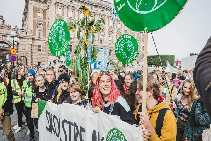 fridays for future movement