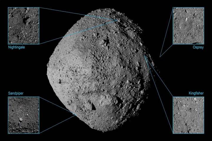 explained : asteroid bennu