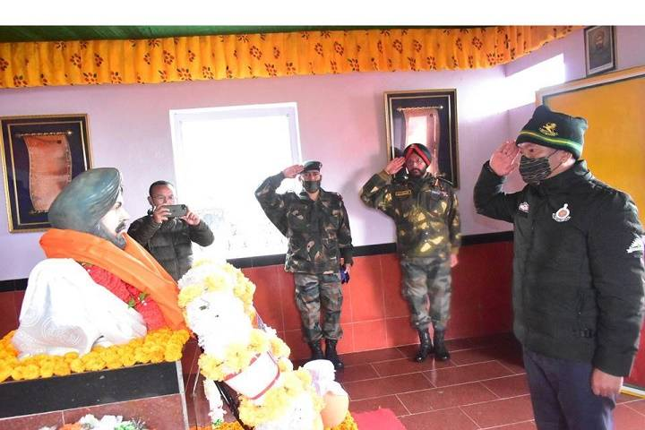joginder war memorial inaugurated