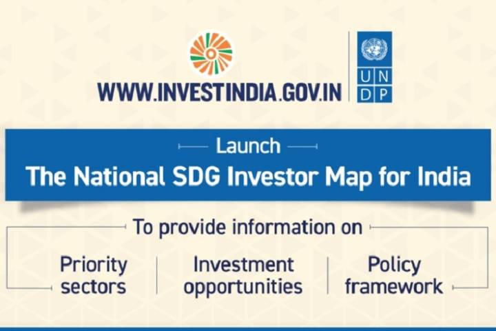 undp and invest india launch the