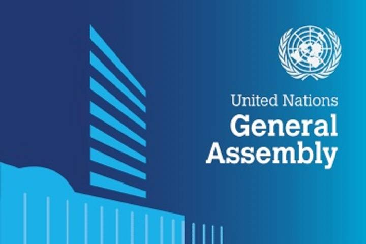 two-day special session of un general
