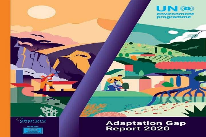 adaptation gap report 2020: unep
