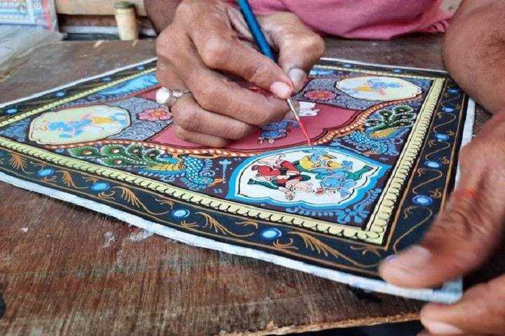 odisha's oldest, most popular art