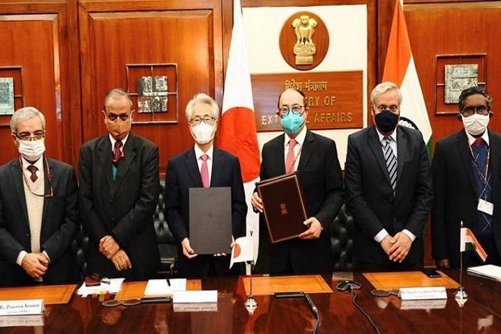 india and japan sign moc to promote