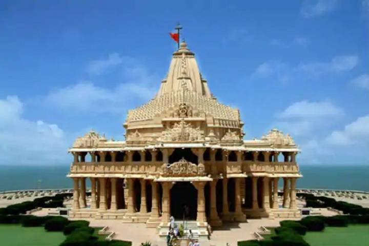 pm modi appointed chairman of somnath