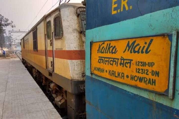 howrah-kalka mail renamed as netaji