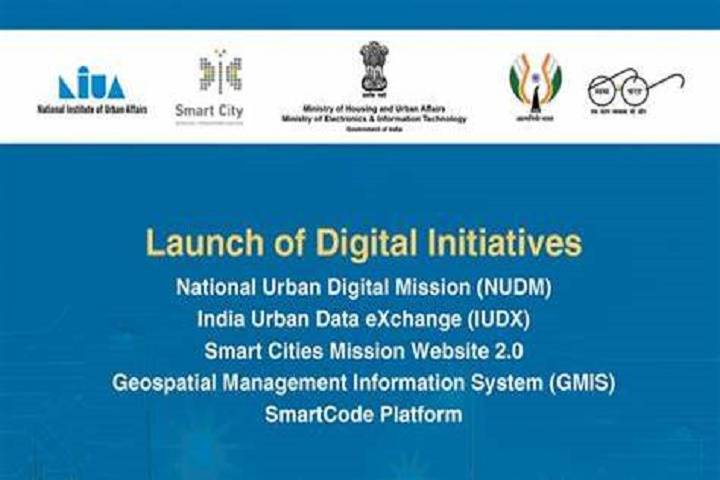 national urban digital mission