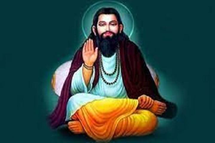 bhakti movement saint guru ravidas
