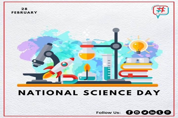 national science day celebrated