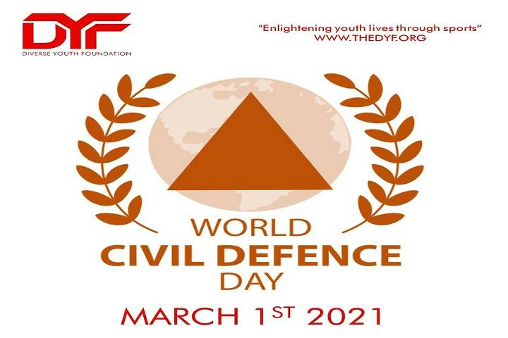 world civil defence day 2021 observed