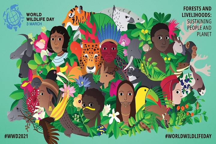 world wildlife day 2021 day observed