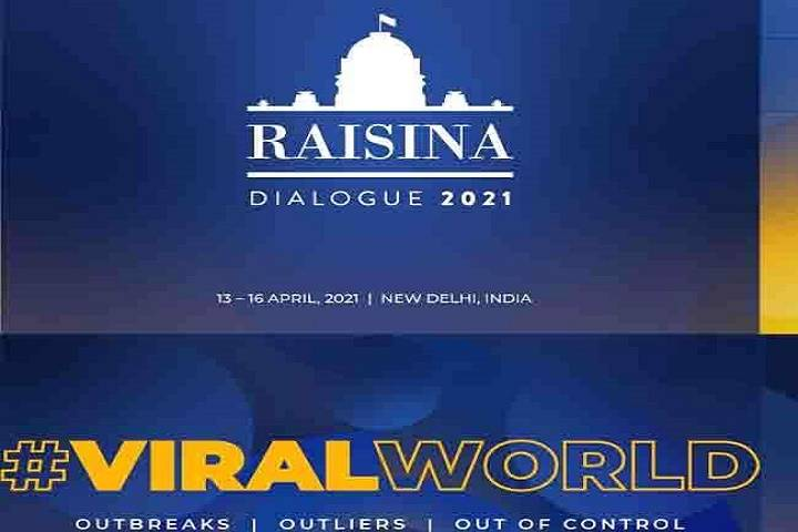 pm modi inaugurates 6th raisina