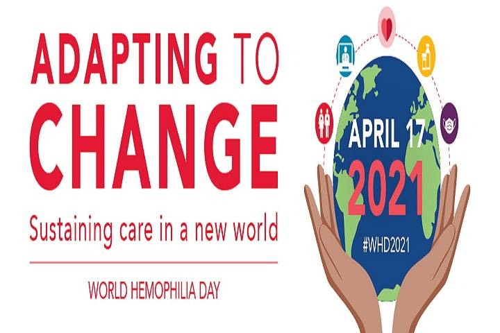 world hemophilia day: 17 april